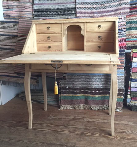 antique Danish writing desk