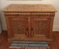 antique Danish sideboard