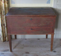 antique Swedish desk