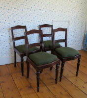 antique Danish chairs