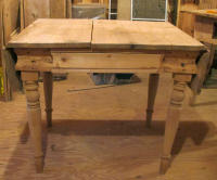 antique Swedish table