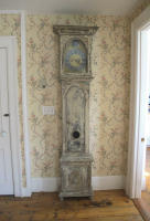 baroque Danish clock