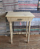 antique Danish side table
