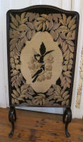 Needlepoint Fire Place Screen