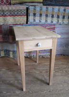antique Swedish side table