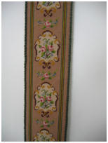 Danish Needlepoint Bell Pull