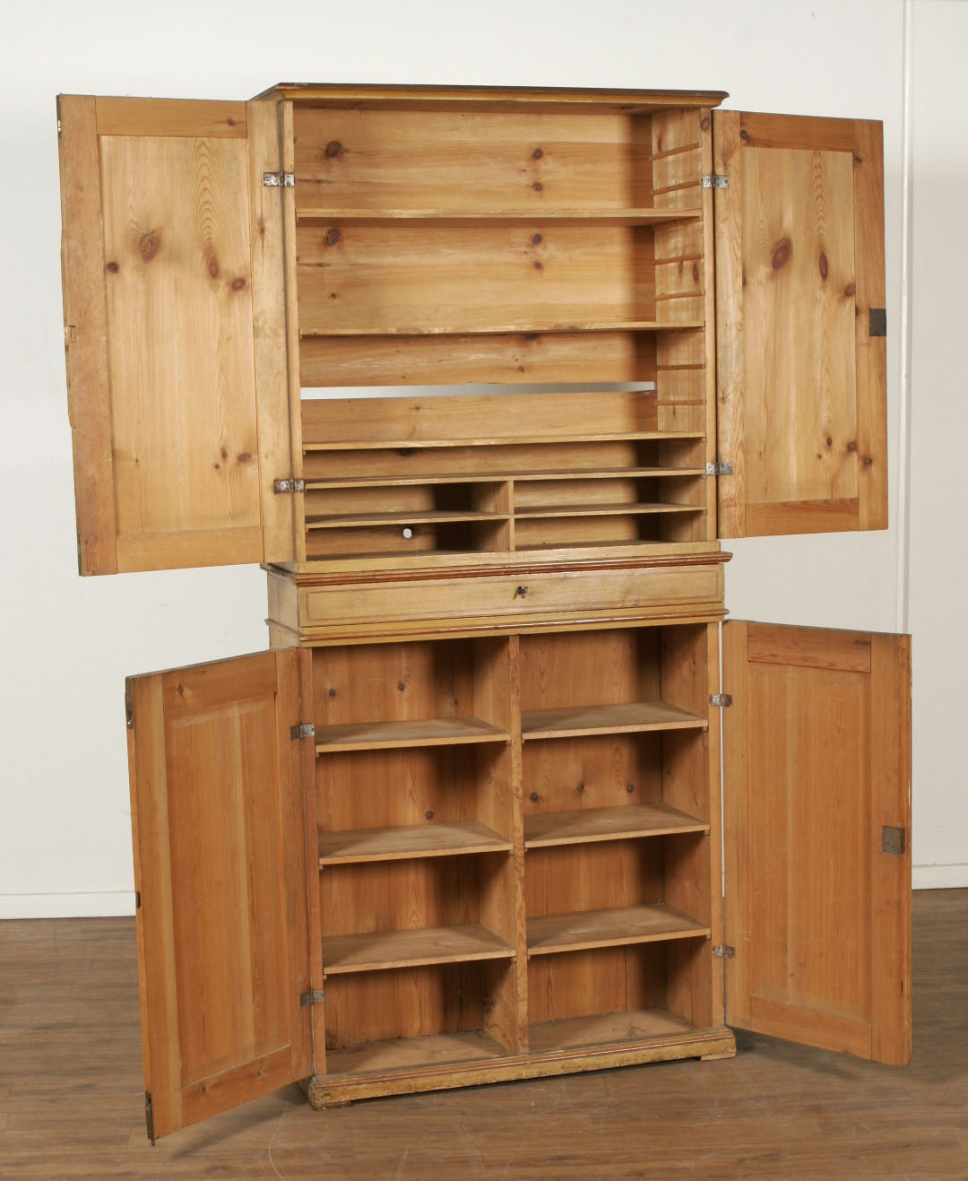 Antique Danish And Swedish Pantry Cupboards